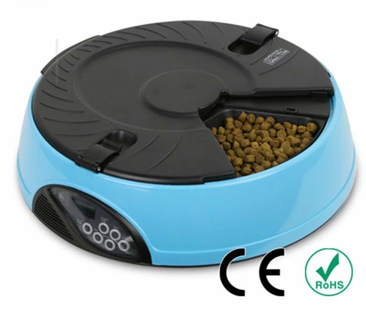 PYRUS Automatic Pet Feeder with Separate Compartments