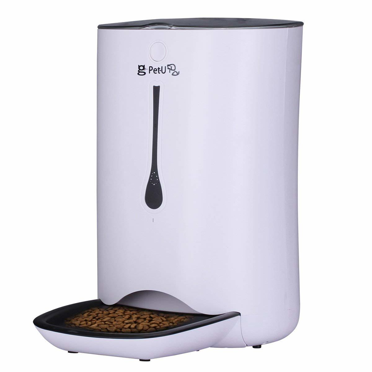 WESTLINK Automatic Pet Feeder Food Dispenser